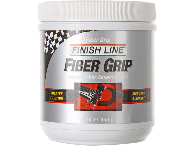 Finish Line Karbon Montage-Gel sort grå/rød (2019) | polish_and_lubricant_component